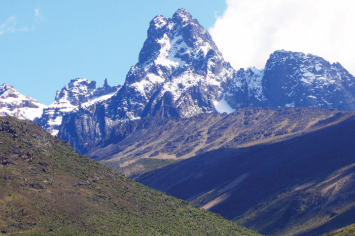 1 Day Mount Kenya Hike