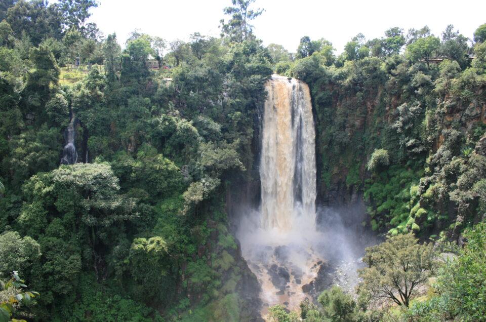 Thomson Falls Nyahururu